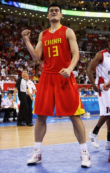 0046c7bead02 Hoopistani  Yao Ming lifted basketball in China