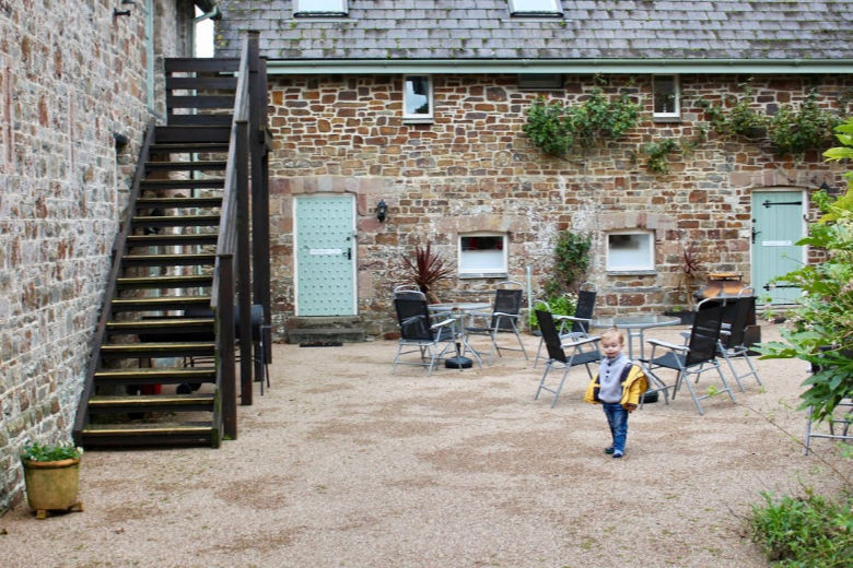 Bude holiday cottages - Glebe house cottages review