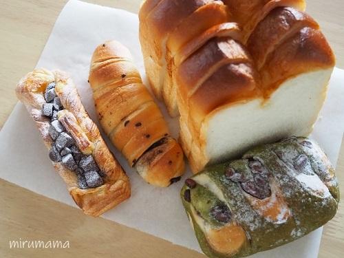 トントンハウス時代のパン
