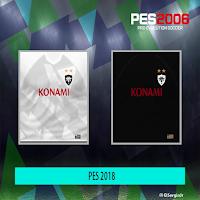 PES 6 Kits PES 2018 by El SergioJr