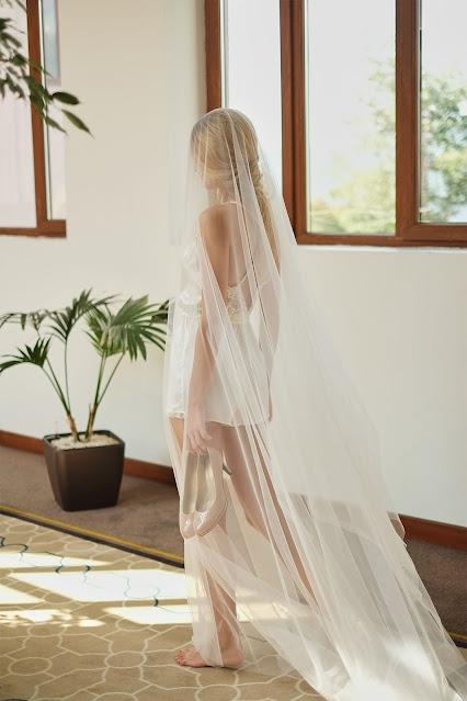 Les dessous de la mariée @ Fanny Liautard