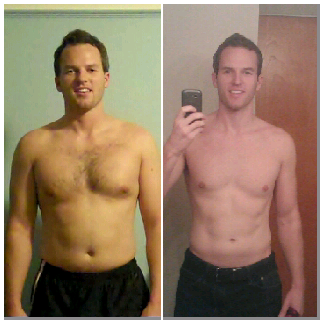 the heart healthy lifestyle before after and way after