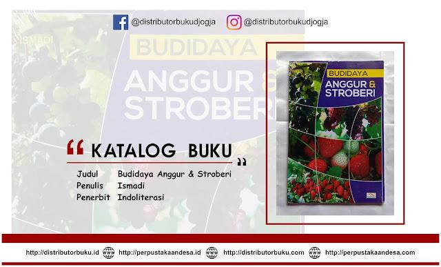 Budidaya Anggur & Stroberi