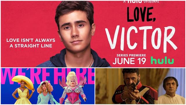 Crítica de 'Love, Victor', 'We´re here', review de 4x07 'El Ministerio del tiempo'
