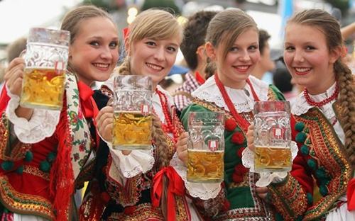 Đến Bỉ tham gia lễ hội Bia đặc sắc