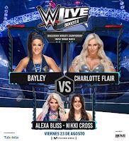 Luchas 3 WWE ¡En vivo!  Bogotá