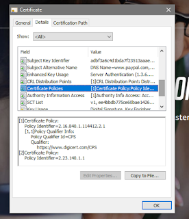 Sertifikat SSL jenis Extended Validation (EV)
