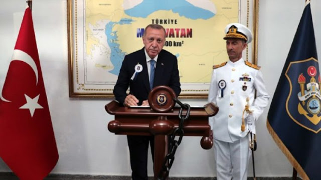 """""""Ο μεγάλος σκακιστής"""" Ερντογάν είναι που τρέμει και φοβάται"""