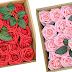 Amazon: $6.99 (Reg. $13.99) Artificial Flowers, 25-Pcs