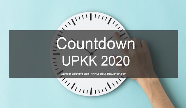 countdown upkk 2020