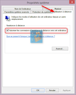 Connexion distance windows 10 - Activer le bureau a distance windows 7 ...