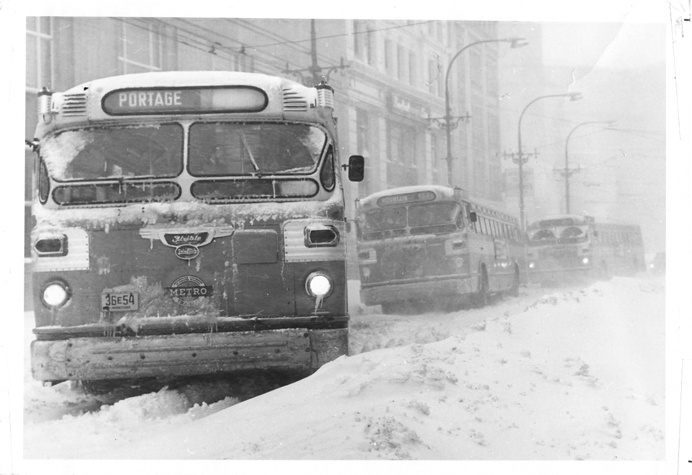 Rob's Blog: Blast from the past: 50th anniversary of the Blizzard of