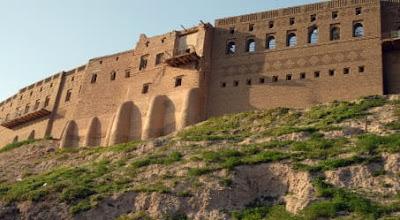 قلعة اربيل