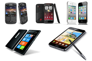 Smart Phones! What's your pick, Architects? 1