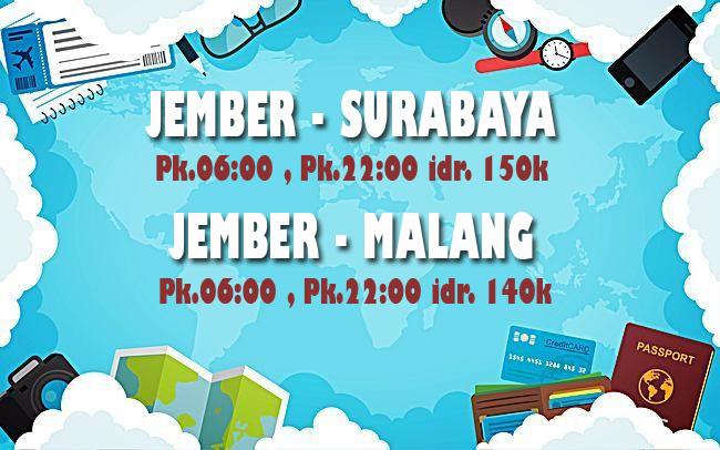 Bali Prima Travel Jember