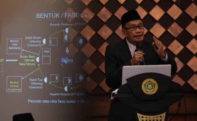 Secara Astronomis, Tidak Ada Referensi Hilal Awal Syawal 1442 H Teramati di Indonesia Pada Selasa 11 Mei 2021