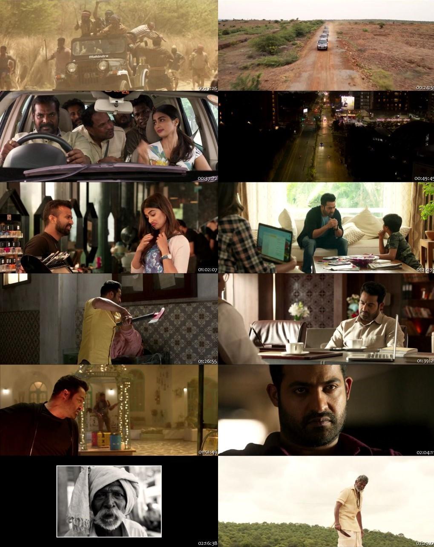 Aravinda Sametha Veera Raghava 2020 HDRip 720p [Hindi Dubbed]