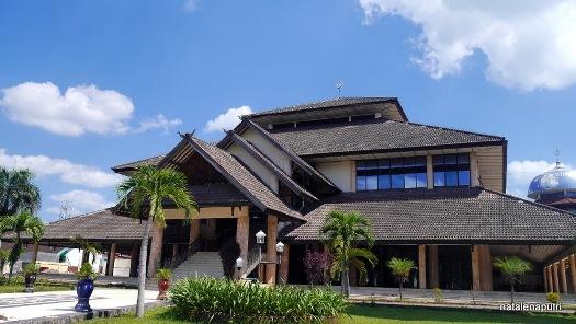 Istana Dalam Kota Sumbawa