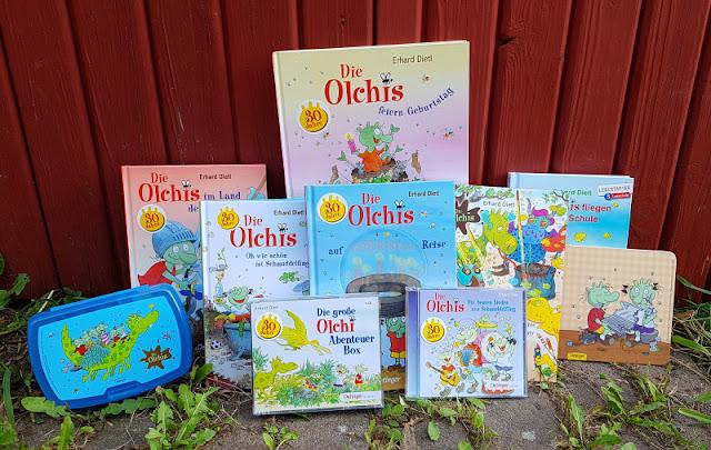 23 spannende Fakten rund um die Olchis und neue Olchi-Bücher zum 30. Geburtstag. Ich erzähle Euch wissenswerte und lustige Tatsachen rund um die Olchis und zeige Euch, welche tollen neuen Kinderbücher anlässlich des Jubiläums erschienen sind!