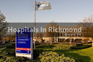 Hospitals In Richmond