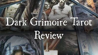 Dark Grimoire Tarot