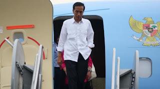 Istana Bantah Informasi Yang Menyebutkan Jokowi Sengaja Kabur Hindari Pendemo