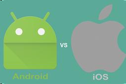 Yakin beli iOS daripada Android ini dia kelebihan android