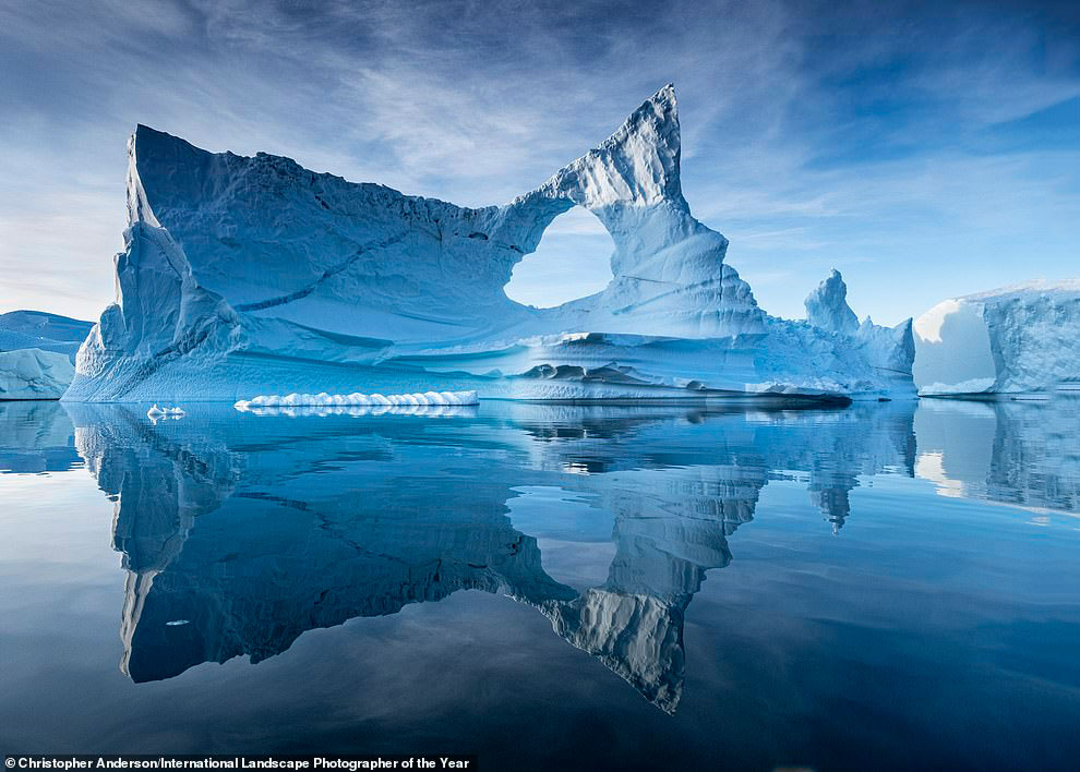 ТОП-30 Лучших Пейзажных Фотографий