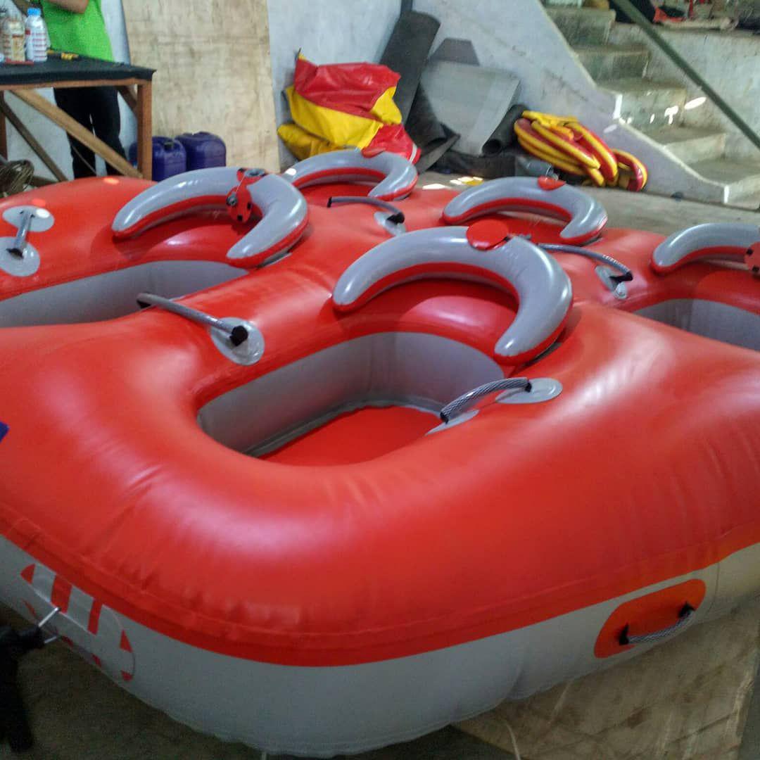 jual donat boat dan jasa service repair rubber boat