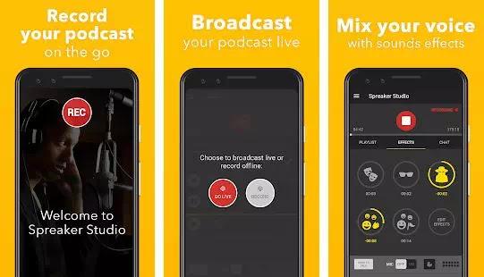 aplikasi podcast creator terbaik untuk Android dan iOS-2