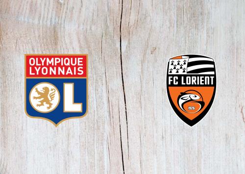 Olympique Lyonnais vs Lorient -Highlights 08 May 2021