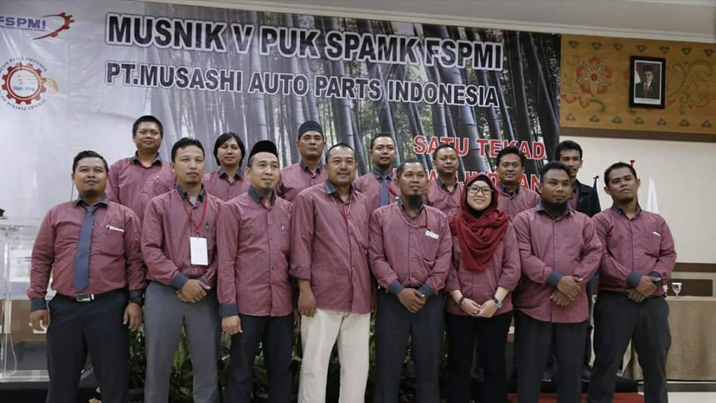 New Loker Cikarang SMK 2019 PT MUSASHI AUTO PART INDONESIA ( OP/QC )