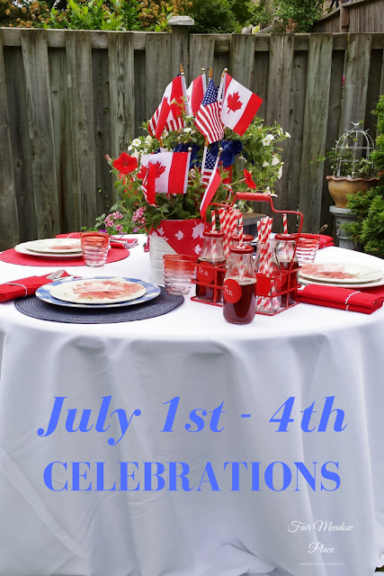 Set the Table - July 1st to July 4th