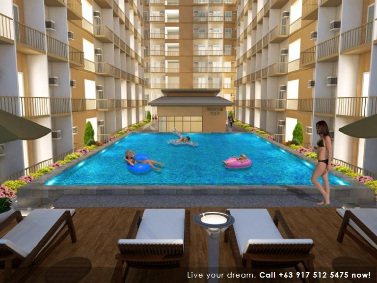 Community Overview: Camella Condo Homes Taguig - Studio with Balcony 23.79 SQM