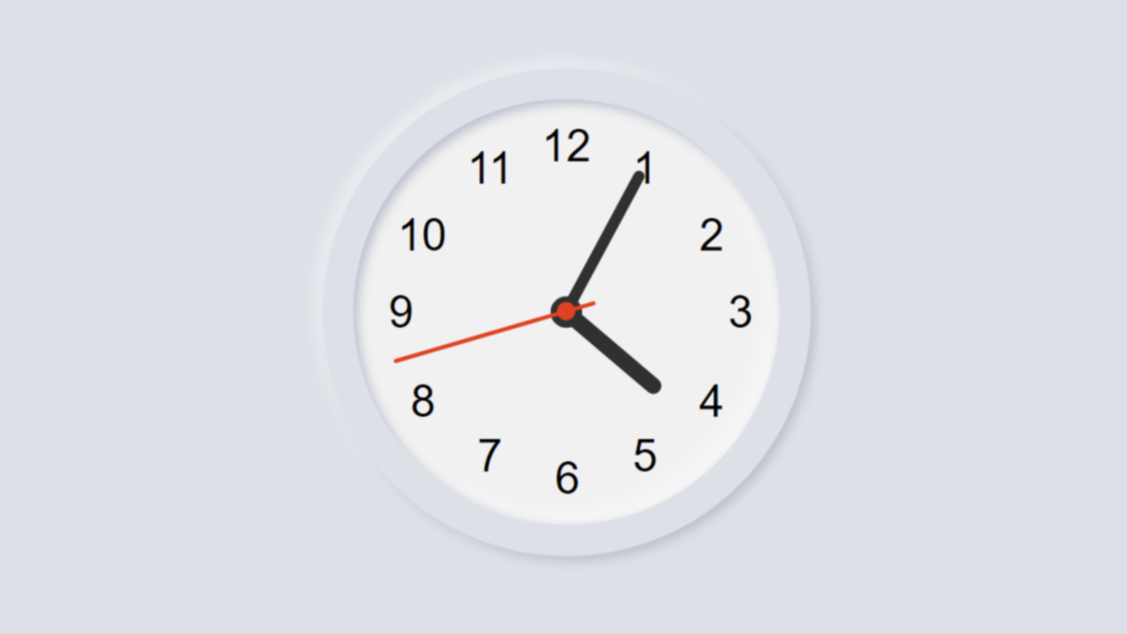 Create an Analog Clock using HTML, CSS and JavaScript