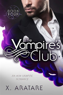 Book four | The vampire's club #4 | X. Aratare