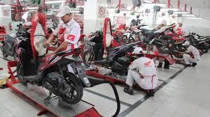 Dealer motor Honda Tarumajaya