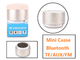 MINI CASSE BLUETOOTH VCOM