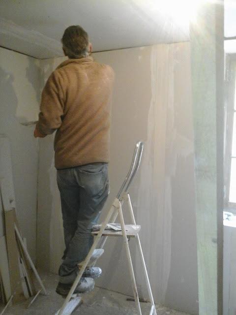 bureau, DIY in France, renovacions en france,