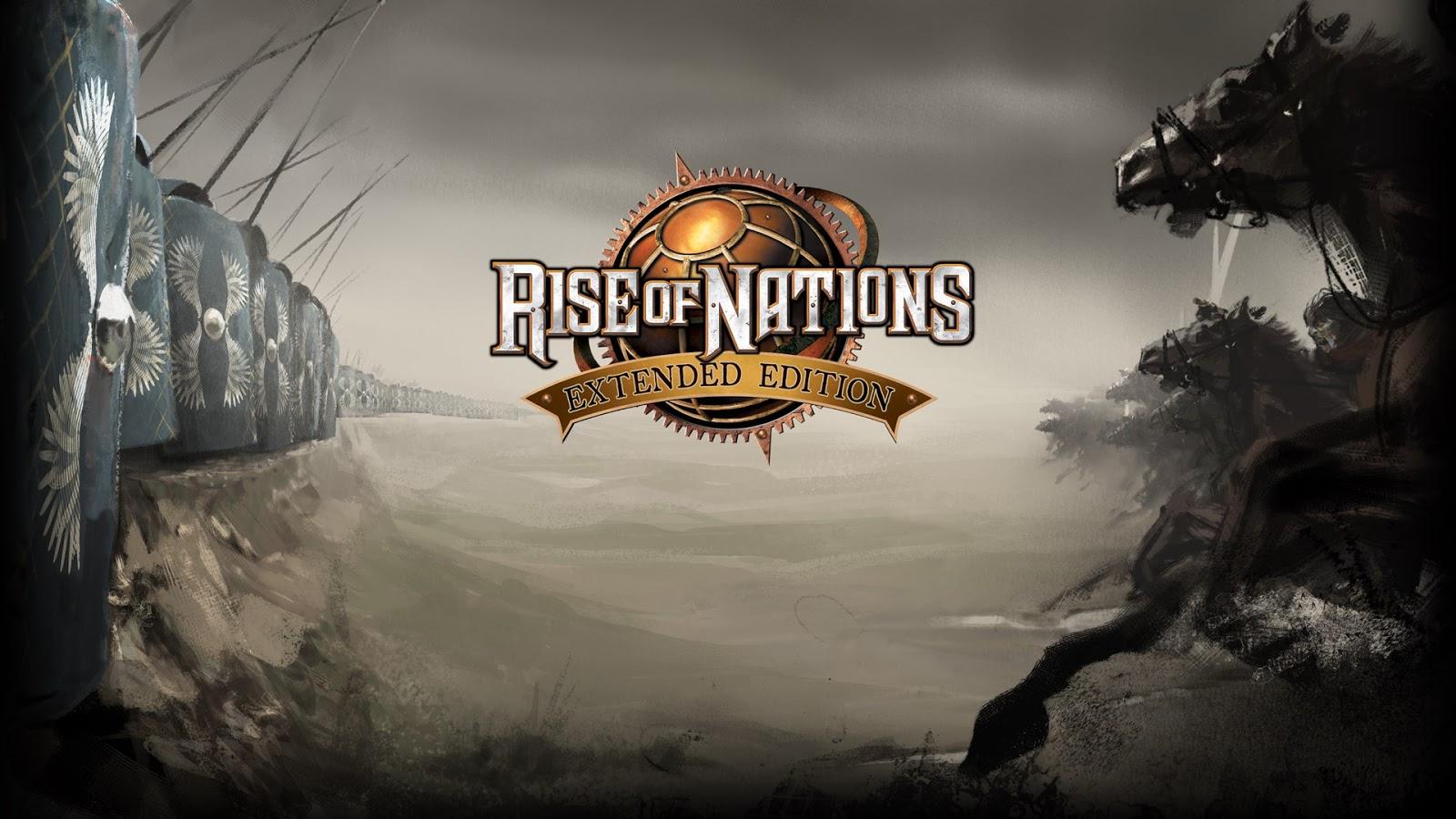 تحميل لعبة rise of nations كاملة برابط واحد
