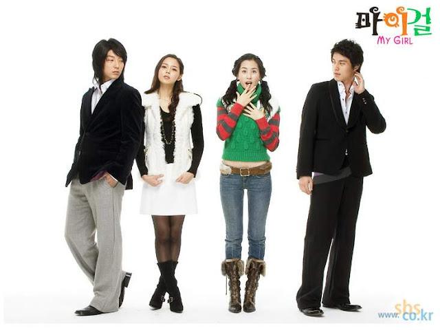 My Girl (Drama - 2005) - Serial Korean Drama TV