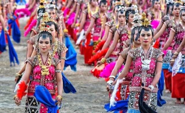 Kebudayaan nasional bersumber dari kebudayaan