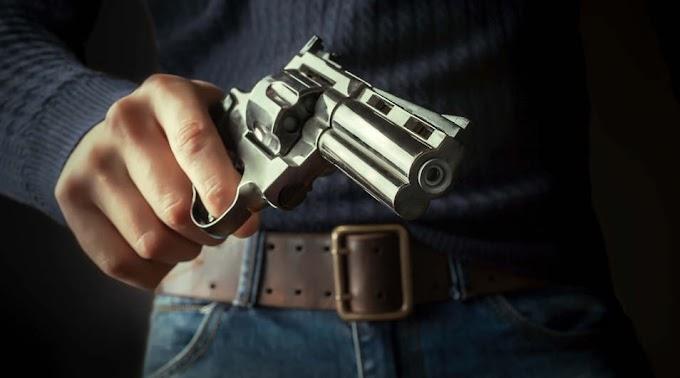 Engedély nélküli fegyverrel akart végezni magával egy csorvási férfi