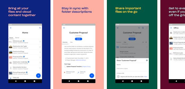 Cara Menambah Memori Internal Android- Dropbox