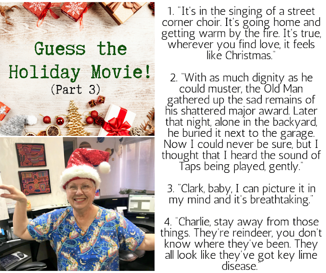 xmas movie quiz