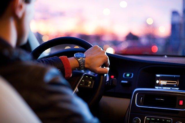 Mengantuk waktu berkendara