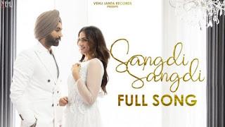 Sangdi Sangdi Lyrics Tarsem Jassar x Nimrat Khaira