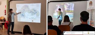 Conferència sobre coves subaquàtiques