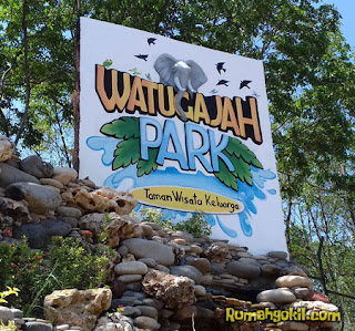Watu Gajah Park Taman Wisata Keluarga