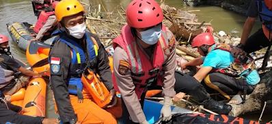 Aldi Ditemukan Tewas Setelah Hanyut di Sungai Deli saat Dikejar Polisi